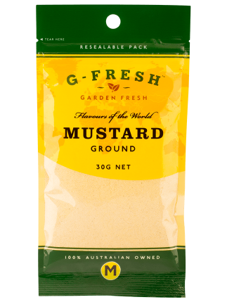 Mustard (Ground) refill