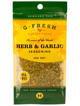 Herb and Garlic Seasoning refill