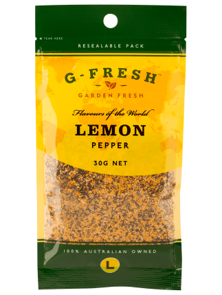 Lemon Pepper refill