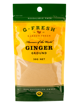Ginger (Ground) refill