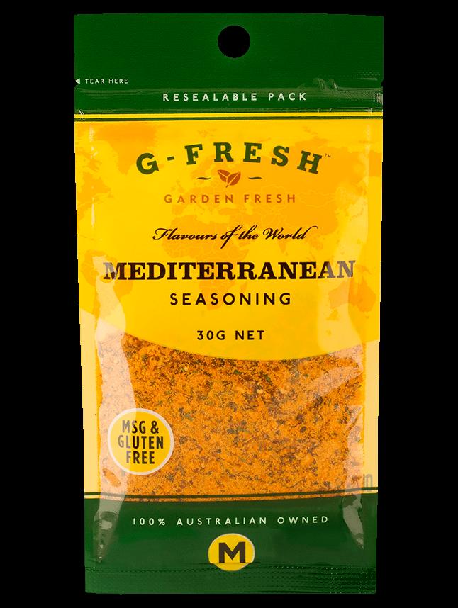 Mediterranean Seasoning refill
