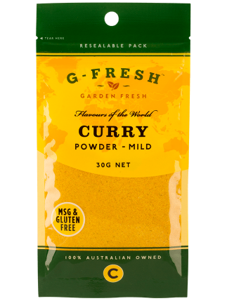 Curry Powder (Mild) refill
