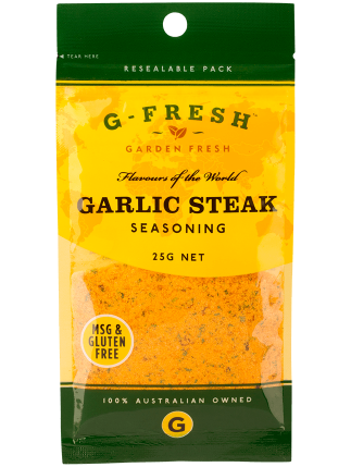 Garlic Steak Seasoning refill