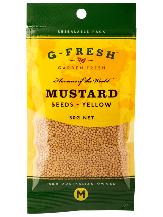 Mustard Seeds (Yellow) refill