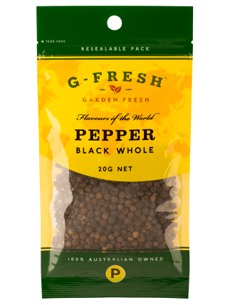 Pepper (Whole Black) refill