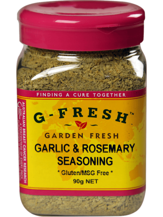 Garlic and Rosemary Seasoning