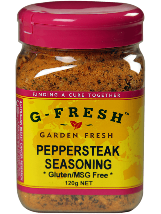 Peppersteak Seasoning