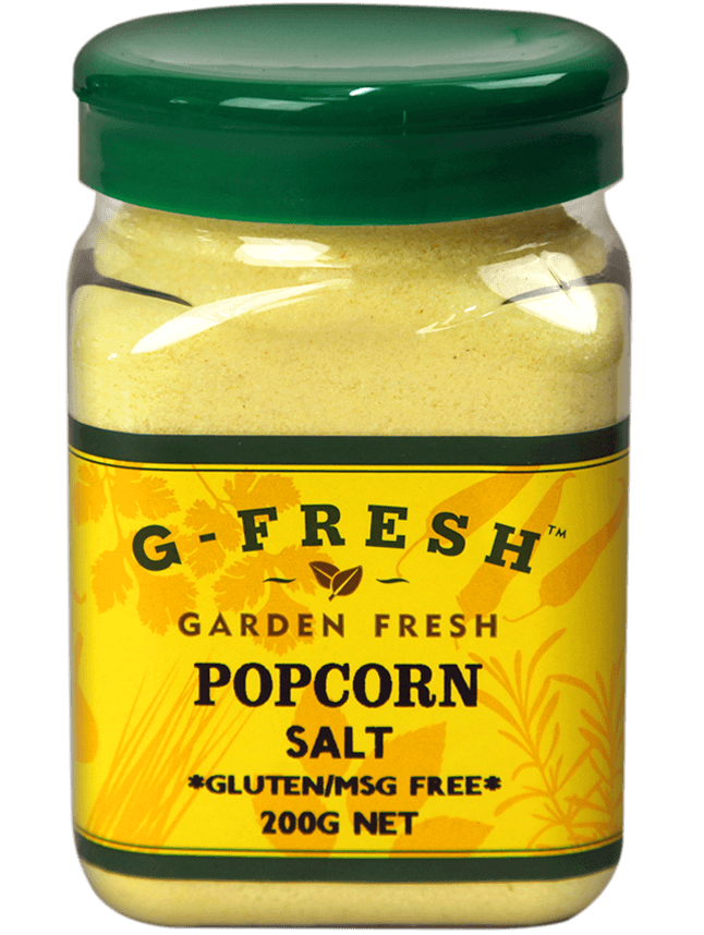 Popcorn Salt G Fresh
