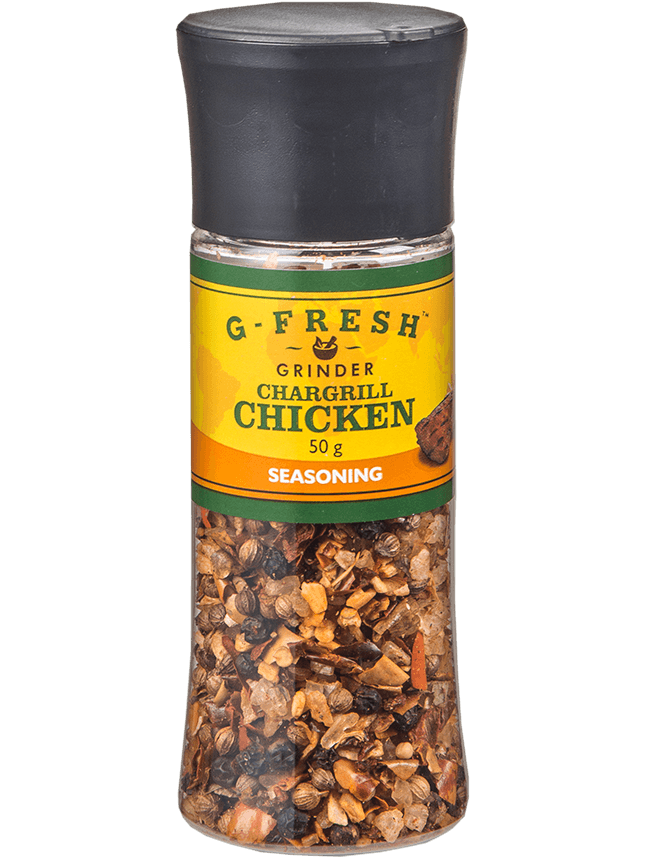 Chargrill Chicken Seasoning small grinder