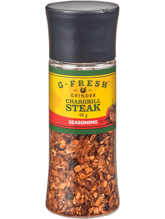 Chargrill Steak Seasoning small grinder
