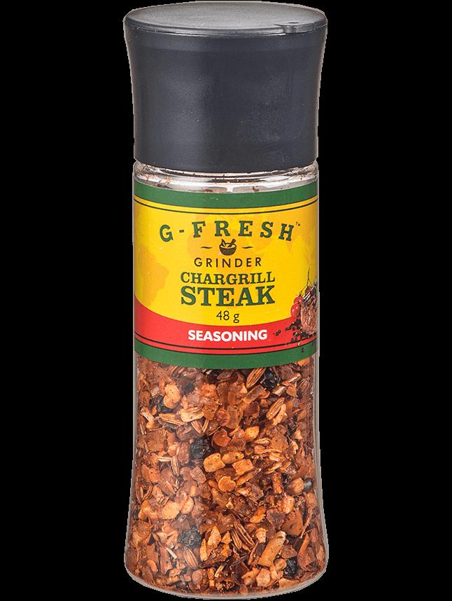 Chargrill Steak Seasoning small grinder
