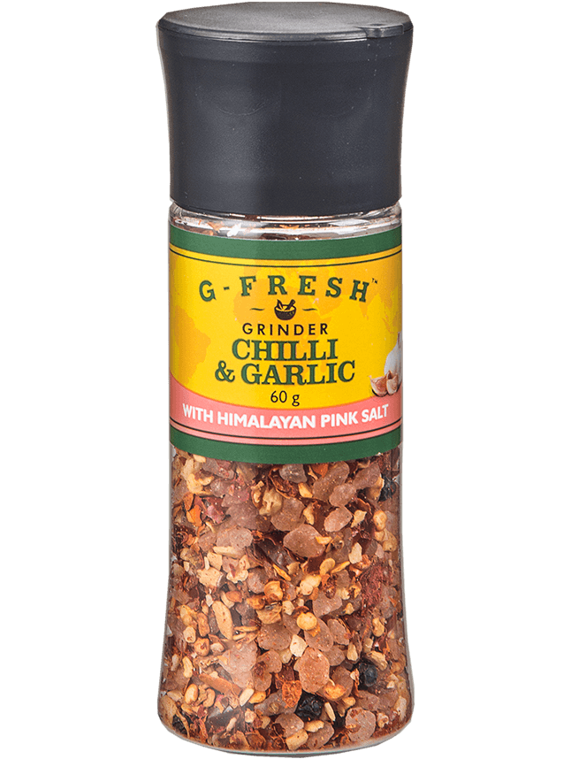 Chilli and Garlic small grinder