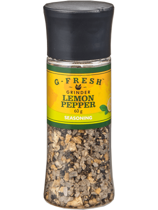 Lemon Pepper Seasoning small grinder