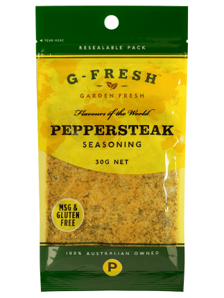Peppersteak Seasoning refill