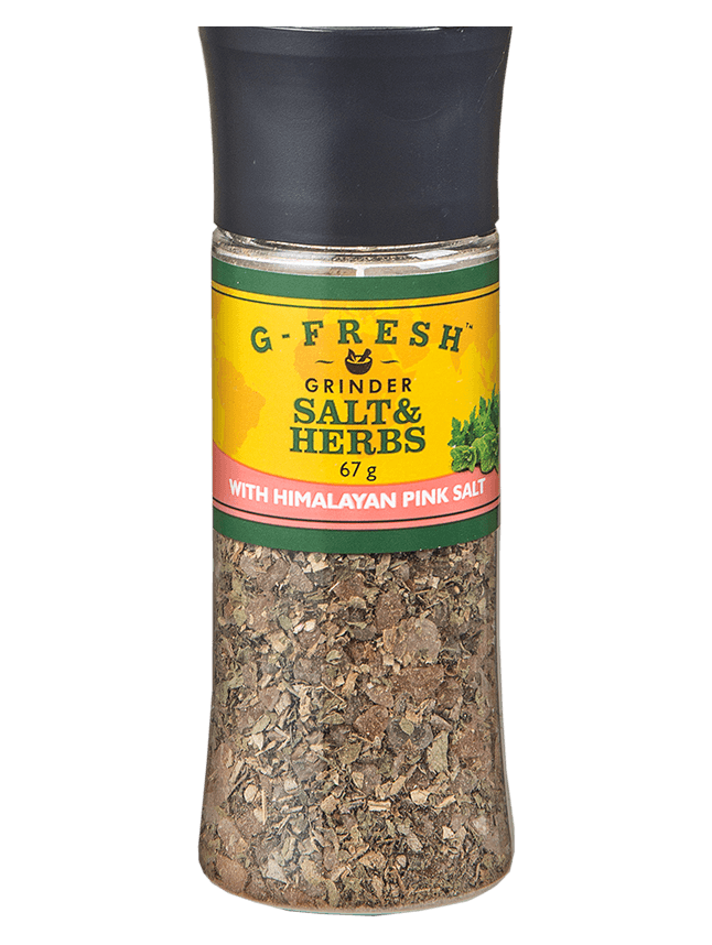 Salt and Herbs small grinder